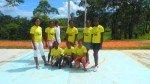 équipe jaune