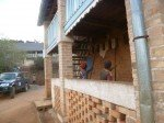Entretien bâtiments à la Vakoa